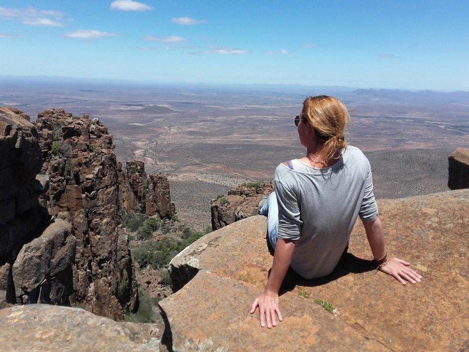 Desolation Valley Graaff Reinet Zuid-Afrika