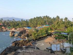 Silent Noise Club Palolem Goa
