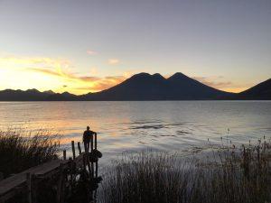 Lake Atitlan Guatemala