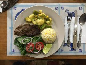 Lunch ResiRest Antigua