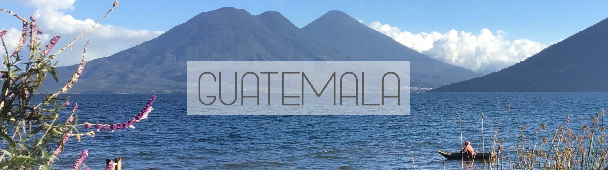 Guatemala reisinfo