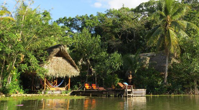 Hotelito Perdido Rio Dulce Guatemala