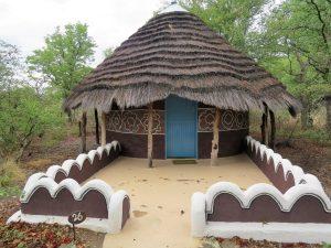 Planet Baobab camping in Botswana