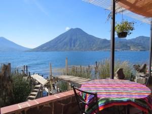 Tul y Sol San Marcos Lake Atitlan Guatemala