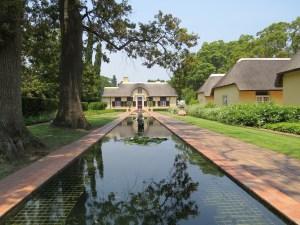 Vergelegen Wijngaard Zuid-Afrika