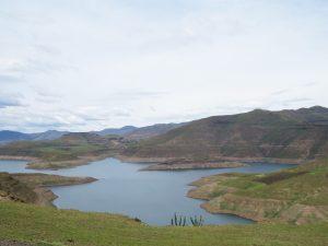 Katse Dam Lesotho