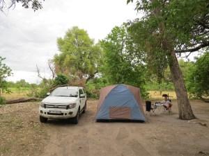 Khwai Camp Moremi Botswana