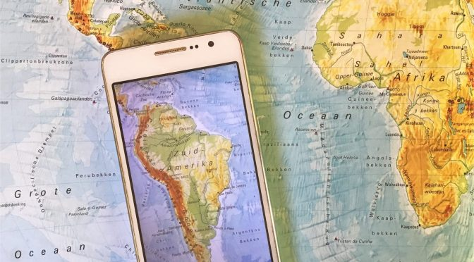Een simkaart kopen in Zuid-Amerika