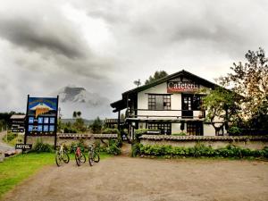 Hotel Rondador Cotopaxi Ecuador
