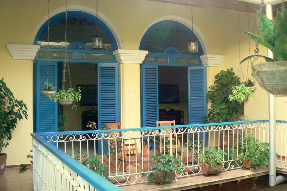 Overnachten in Casa Particular Cuba