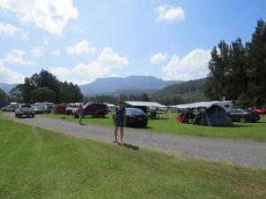 Kangaroo Valley Bandeela Camping Australië