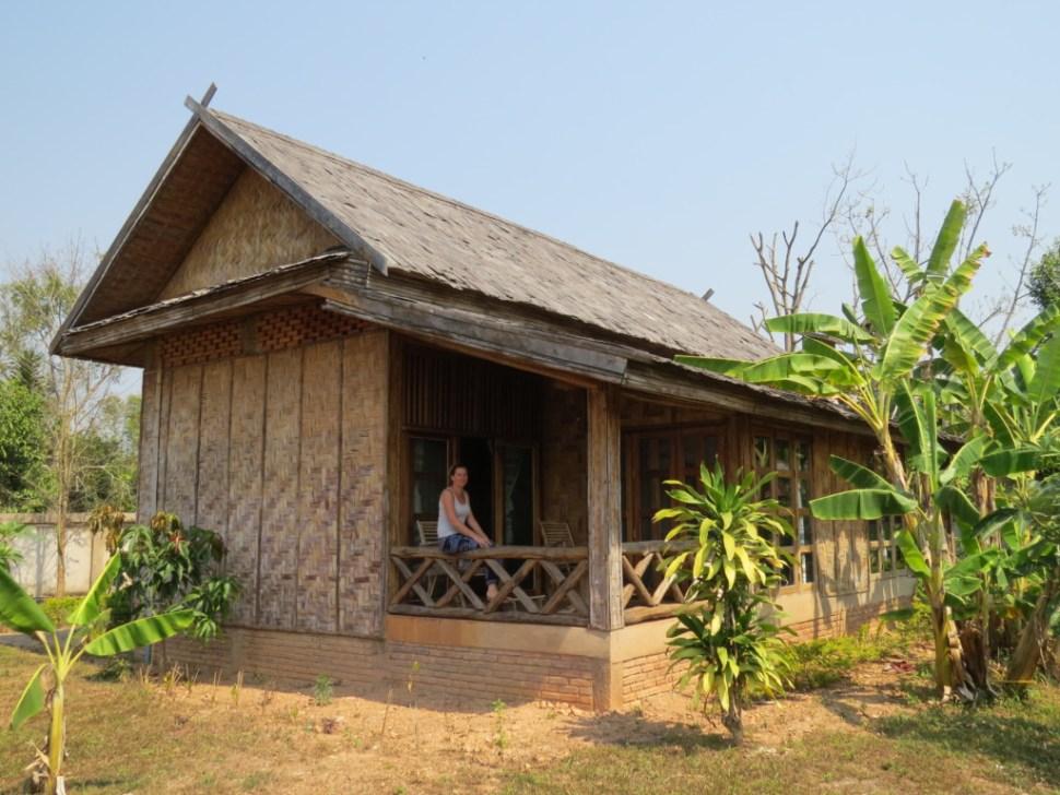 Phou Lu III in Luang Namtha Laos