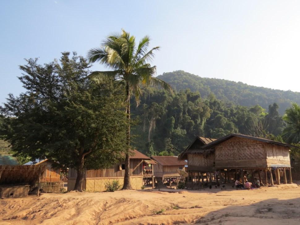 Nam Ha national park Laos