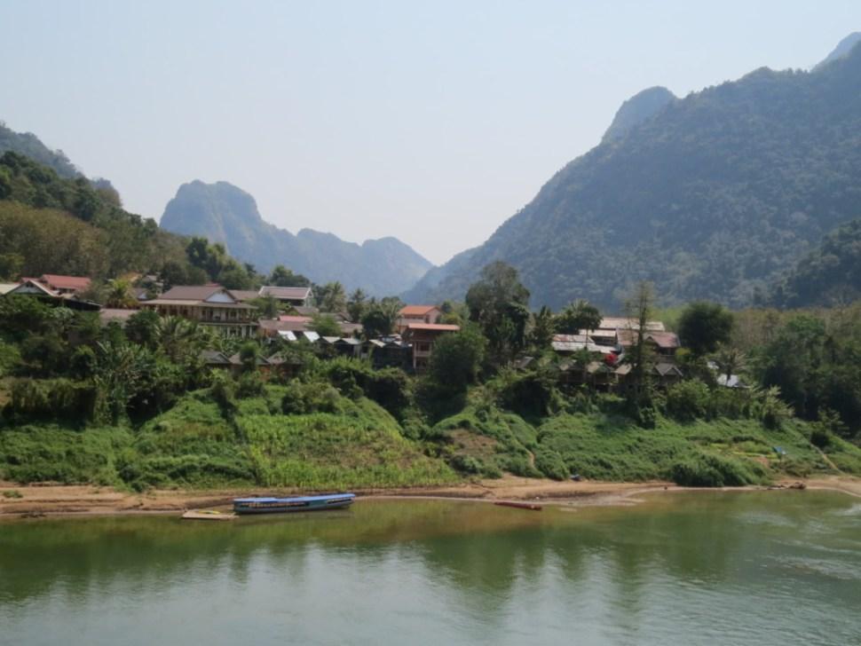 Nong Khiaw en Muang Ngoi Neua