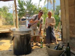 Zelf-drank-maken-Laos