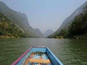 Boottocht-Nam-Ou-rivier-Laos