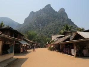 Dorpje-bij-Muang-Ngoi-Laos