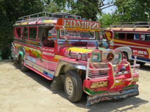 Jeepney-in-de-Filipijnen