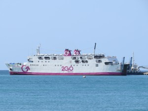 Ferry van 2Go