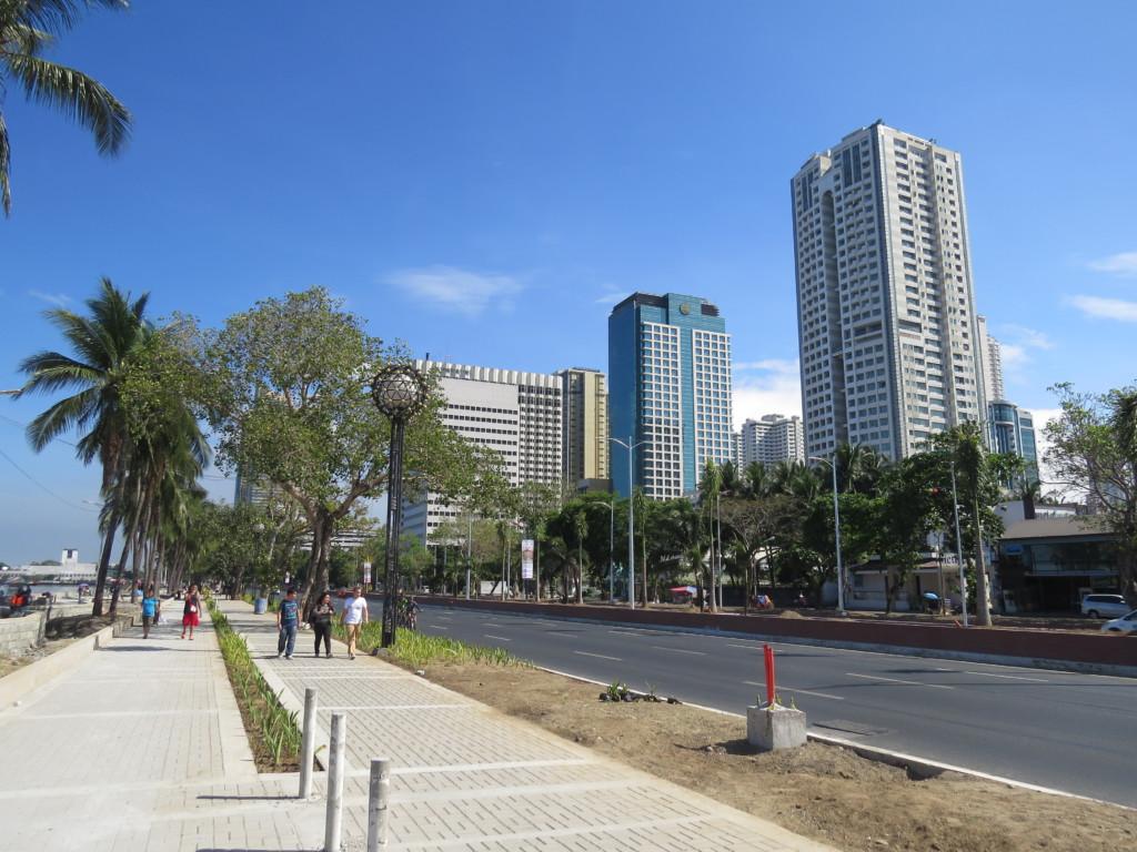 Roxas boulevard Manila Filipijnen