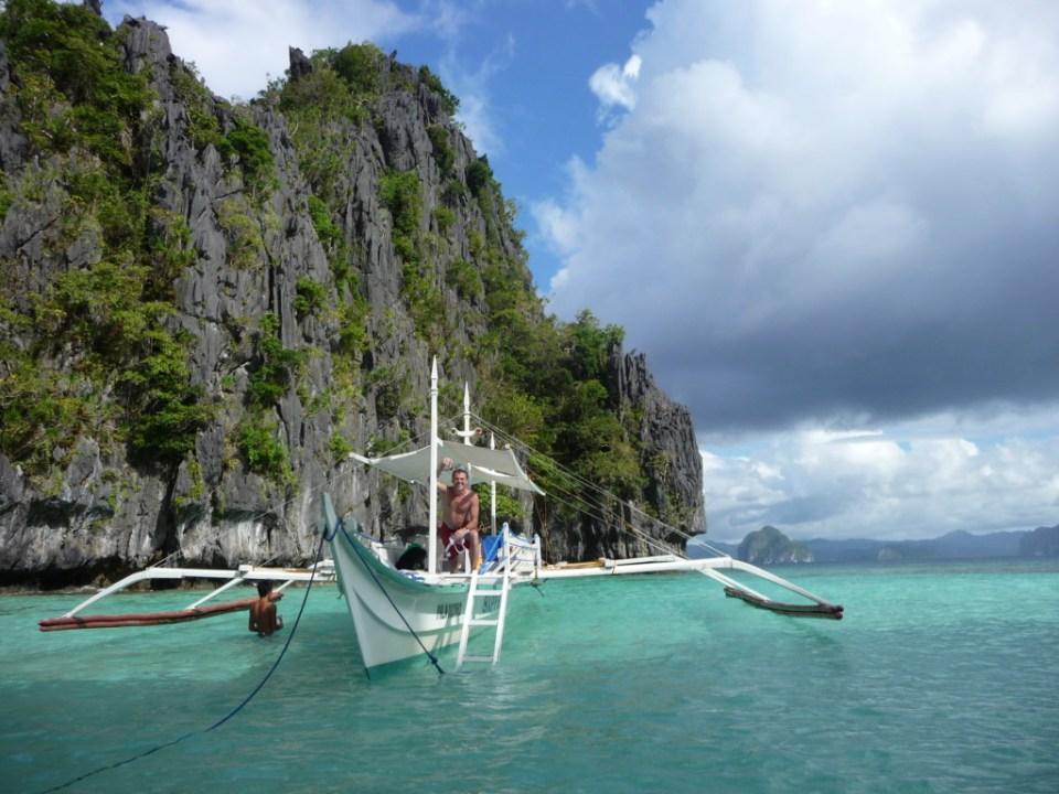 El Nido op Palawan Filipijnen