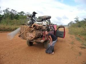 Gedeelde taxi Cambodja