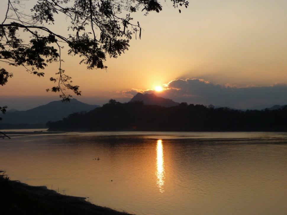 Luang Prabang Mekong Laos