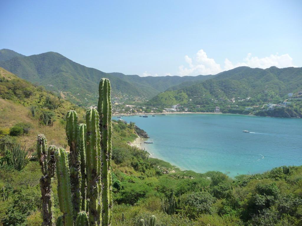 Route 3 tot 4 weken door Colombia