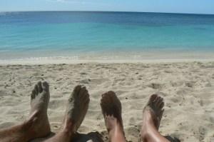 Varadero-strand-Cuba