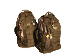 11. Backpack & bagage