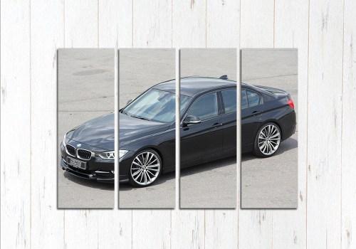 Модульная картина BMW для жизни