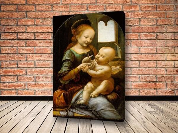 Картина Мадонна Бенуа