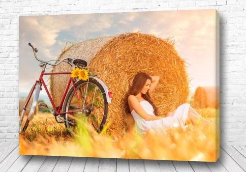 Постер Летний счастливый день
