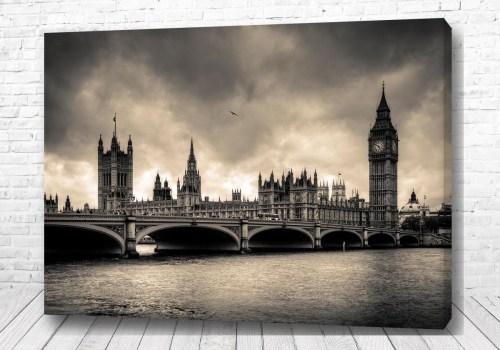 Постер Английский сумрак