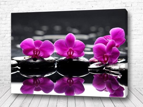 Постер Фиолетовый релакс