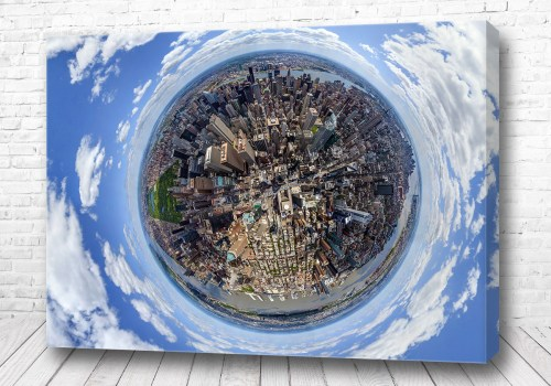 Постер Нью-Йорк 360 градусов