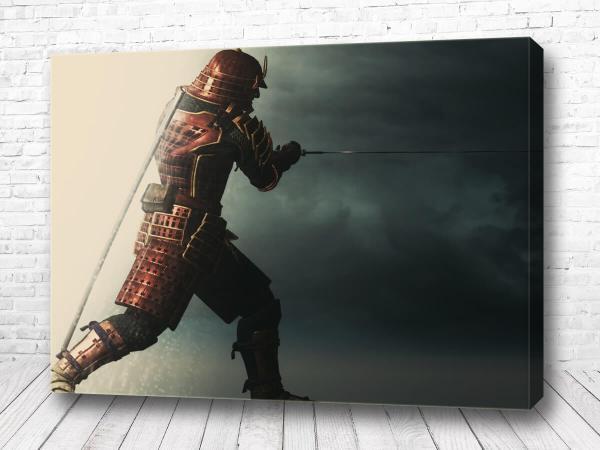 Постер Самурай воин чести