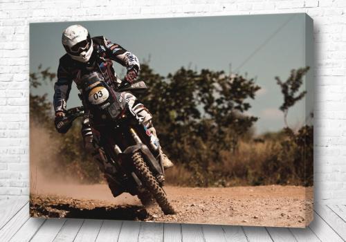Постер Мото скорость