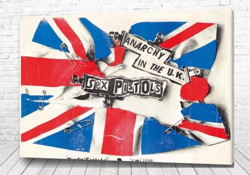 Постер Британия