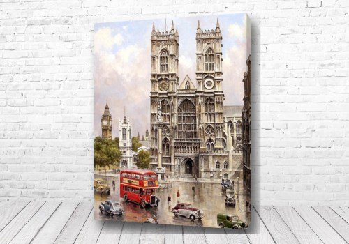 Постер Улица Лондона