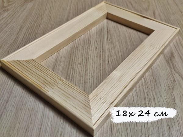 Подрамник для холста 18 x 24 см