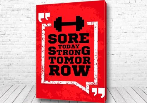 Постер Strong tomorrow
