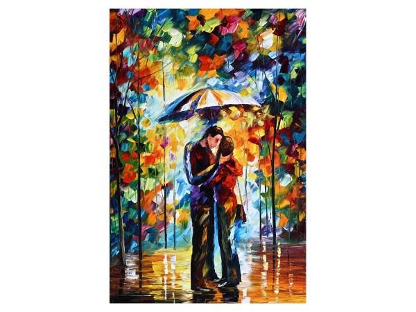 Картина С тобой под зонтом