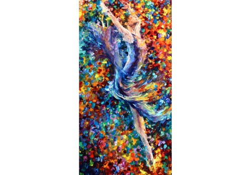 Картина Грациозная балерина