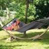 Amazonas American Dream Grey hangmat met spreidstok
