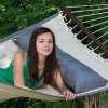 Amazonas American Dream Sand hangmat met spreidstok