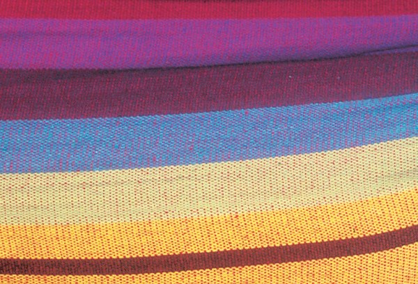 Amazonas Barbados Rainbow hangmat zonder spreidstok
