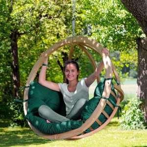 Amazonas Globo Green Weatherproof hangstoel