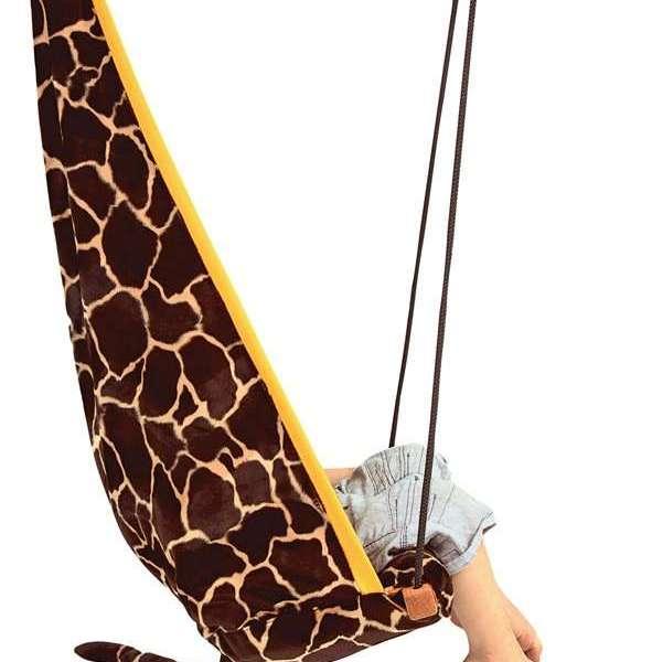 Hangstoel Voor Kinderen.Amazonas Hang Mini Giraffe Hangstoel