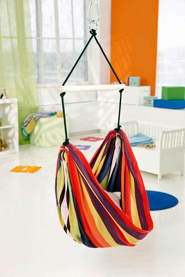 Amazonas Kids Relax Rainbow hangstoel kind
